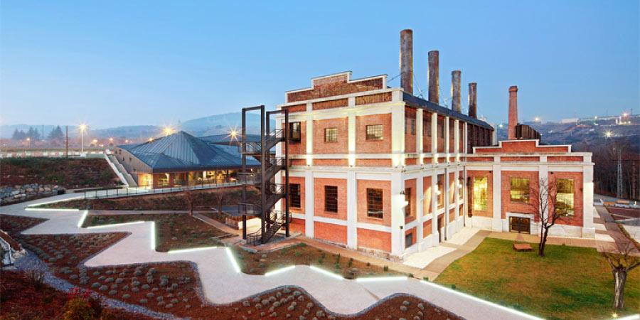 La Fabrica de Luz. Museo de la Energía